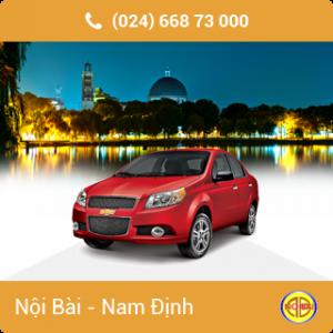 Taxi Nội Bài đi TP Nam Định