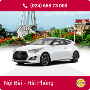 Taxi Nội Bài đi Thủy Nguyên Hải Phòng giá rẻ