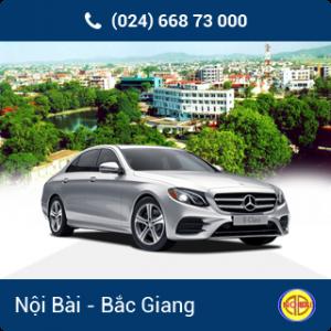 Taxi Nội Bài đi Lạng Giang Bắc Giang giá rẻ
