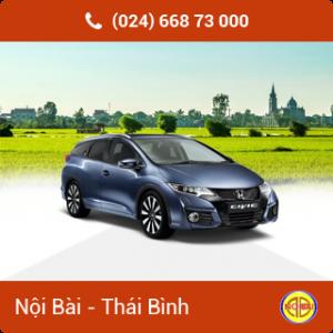 Taxi Nội Bài đi Thái Thụy Thái Bình