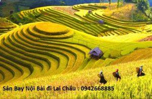 Taxi Nội Bài đi Lai Châu
