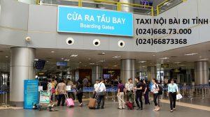 Taxi Nội Bài đi Tuyên Quang