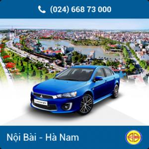 Taxi Nội Bài đi Thành phố Phủ Lý giá rẻ
