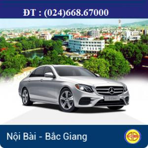 Taxi Nội Bài Hà Nội đi Bắc Giang