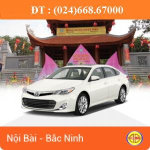 Taxi Nội Bài Hà Nội đi Bắc Ninh