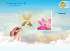 thẻ bông sen của VN Air. 0942668885