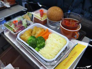 suất ăn chay phương tây của Việt Nam Air. taxi Nội Bài . 0942668885