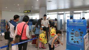 thủ tục khi đi sân bay nội bài. Taxi Nội Bài 0942668885